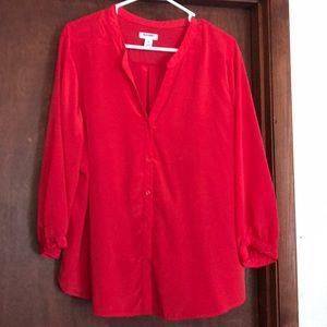 Lovely dress blouse!